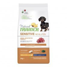 Trainer Natural Adult Mini Lamb Sensitive NO GLUTEN 7 kg
