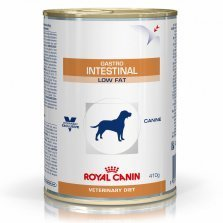 Royal Canin Dog Gastro Intestinal Low Fat konservai 410g