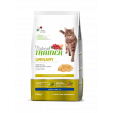 Trainer Natural Cat Urinary Chicken maistas katėms su vištiena 1,5kg