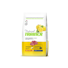 Trainer Natural Adult Mini (Jautiena,ryžiai,ženšenis) 800g