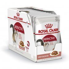 Royal Canin Instinctive in Gravy 12x85g