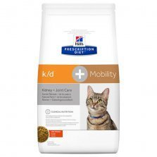 Hill's Prescription Diet k/d+Mobility Feline with Chicken 2kg