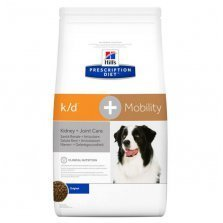 Hill's Prescription Diet k/d+Mobility Canine Original 12kg
