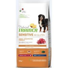 Trainer Natural Sensitive Adult M/M Lamb & Rice NO GLUTEN ( Ėriena) 12kg