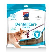 Hill's Dental Care Chews Dog Treats skanėstai šunims 170g