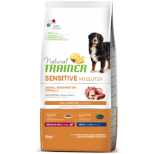 Trainer Natural Adult Sensitive M/M Duck NO GLUTEN (Antiena) 12kg