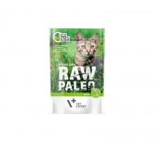 Raw Paleo Sterilised Cat Game - guliašas katėms su žvėriena 100g