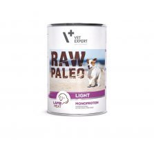 Raw Paleo Adult Light Lamb - konservai šunims su ėriena 400g