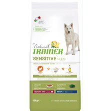 Trainer Natural Adult Sensitive M/M Rabbit (Triušiena) 12kg