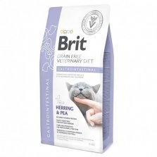 Brit Veterinary Diet Gastrointestinal pašaras katėms 400g