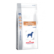 Royal Canin Gastro Intestinal Low Fat pašaras šunims 1,5kg