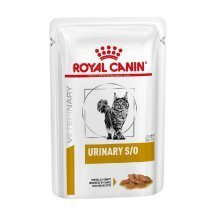 Royal Canin Urinary S/O Chicken guliašas katėms 85g