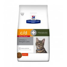 Hill's Feline c/d Urinary Stress + Metabolic 8kg