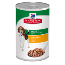 Hill's Science Plan Canine Puppy Savoury Chicken 370g