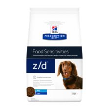 Hill's Prescription Diet z/d Canine Mini Original 1,5 kg