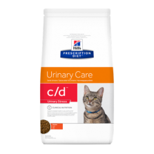 Hill's Prescription Diet c/d Feline Urinary Stress Vištiena