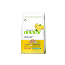 Trainer Natural MATURITY MINI seniems šunims (Vištiena) 2kg