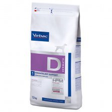 Virbac Dog Dermatology Support 12kg
