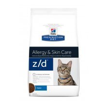Hill's Prescription Diet z/d Feline - Alergiškoms katėms 2kg