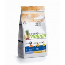 Trainer Fitness3 Adult Mini Salmon/Maize/Oil NO GLUTEN 2 kg