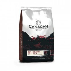 Canagan Country Game katėms 4 kg