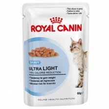 Royal Canin Ultra Light in Gravy 12x85g