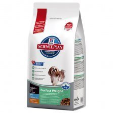 Hill's Science Plan Canine Adult Perfect Weight Mini Chicken 2kg