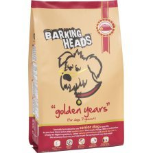 Barking - Heads Golden Years (seniems šunims) 12kg