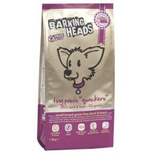 Barking Heads - Tiny Paws Quackers Grain Free 12 kg