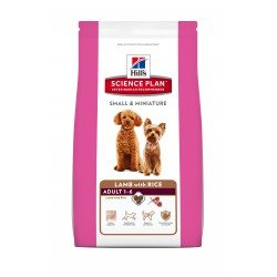Hill's Canine Adult Small & Miniature Lamb with Rice 1.5kg
