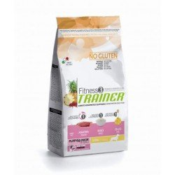 TRAINER FITNESS 3 PUPPY&JUNIOR MINI NO GLUTEN (ANTIENA-RYŽIAI-ALIEJUS) 800g