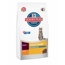 Hill's SP Feline Adult Urinary Health Sterilised Cat Chicken 3kg