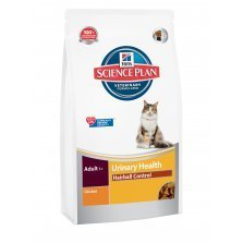 Hill's SP Feline Adult Urinary Health Hairball Control Chicken 3kg