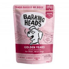 Barking Heads Golden Years konservai šunims 300g