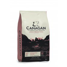 Canagan Country Game Small breed (su antiena, triušiena ir elniena) 2 kg