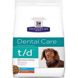 Hill's Prescription Diet t/d Canine Mini 3Kg