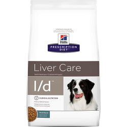 Hill's Prescription Diet Canine l/d 2kg