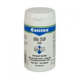 CANINA DOG-STOP DRAGEES FORTE 60 tab.