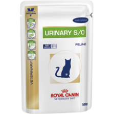 Royal Canin Urinary S/O Chicken guliašas katėms 100g