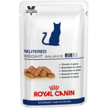 Royal Canin Neutered Weight Balance guliašas 100g