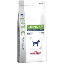 Royal Canin Urinary  S/O Small Dog 1,5 Kg