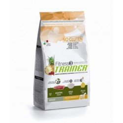 Trainer Fitness3 Adult M/M Duck/Rice/Oil NO GLUTEN (Antiena,ryžiai,aliejus) 12.5 kg