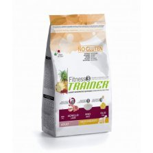 Trainer Fitness3 Adult M/M Lamb & Rice NO GLUTEN ( Ėriena, ryžiai) 12,5 kg