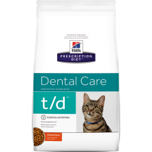Hill's Prescription Diet Feline t/d 5 kg