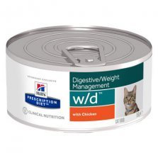 Hill's Prescription Diet w/d Feline 156g